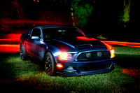 Midnight Mustang